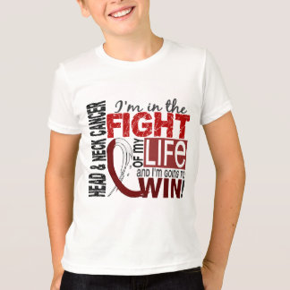 Fight Of My Life Head And Neck Cancer T-Shirt