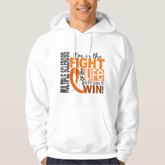 Fight Of My Life Multiple Sclerosis Hoodie
