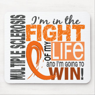 Fight Of My Life Multiple Sclerosis Mouse Mat