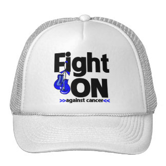 Fight On Against Anal Cancer Cap