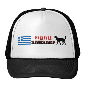 Fight SAUSAGE Trucker Hats