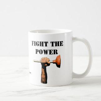 Fight the Power Mugs