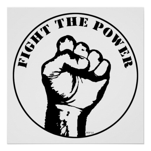 Fight The Power Print