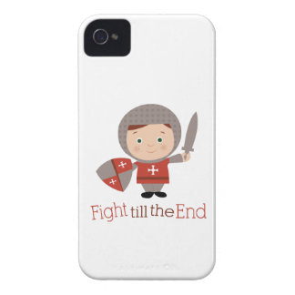 Fight Till The End iPhone 4 Covers