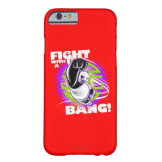 Fight with a Bang Barely There iPhone 6 Case
