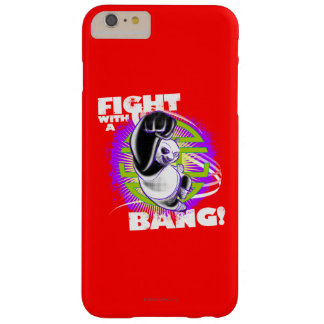 Fight with a Bang Barely There iPhone 6 Plus Case