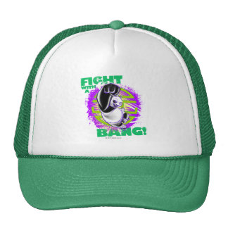 Fight with a Bang Cap