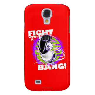 Fight with a Bang Galaxy S4 Case