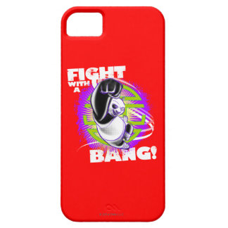 Fight with a Bang iPhone 5 Covers