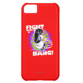 Fight with a Bang iPhone 5C Case