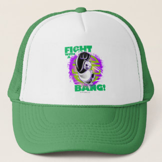 Fight with a Bang Trucker Hat