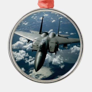 Fighter Jet Christmas Ornament