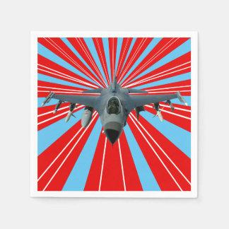 Fighter Jet Disposable Napkin