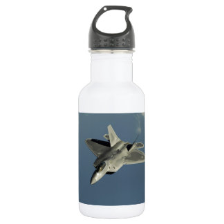 Fighter Jet F-22 Aircraft Awesome Destiny 532 Ml Water Bottle