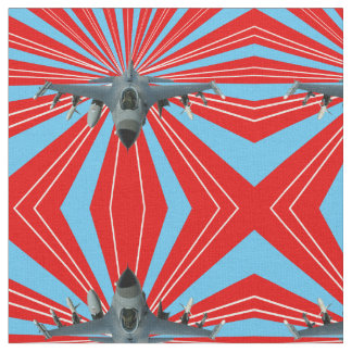 Fighter Jet Fabric