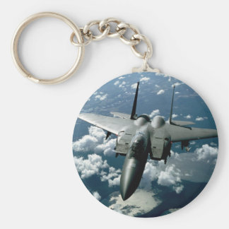 Fighter Jet Key Ring