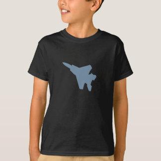 Fighter Jet Kids Shirt