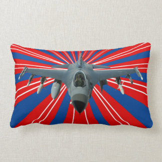 Fighter Jet Lumbar Cushion