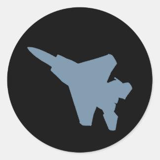 Fighter Jet Stickers