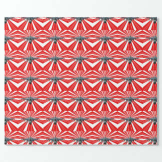 Fighter Jet Wrapping Paper