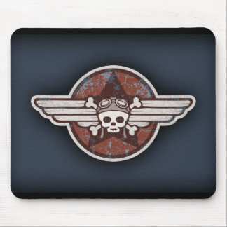 Fighter Pirate Mouse Mat