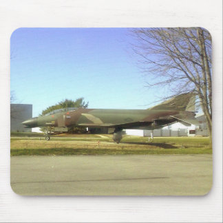 Fighter plane (F4-Phantom) Mousepad