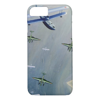 Fighter Planes iPhone 7 case