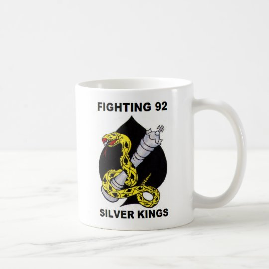 Fighter Squadron VF-92 Coffee Mug
