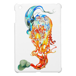 fighter tiger iPad mini cases