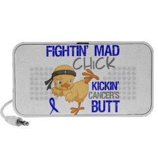 Fightin Chick Rectal Cancer Speaker System