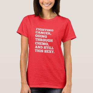 c5ab5009 Cancer Awesome T-Shirts & Shirt Designs | Zazzle UK