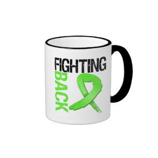 Fighting BACK Non-Hodgkin's Lymphoma Ringer Mug