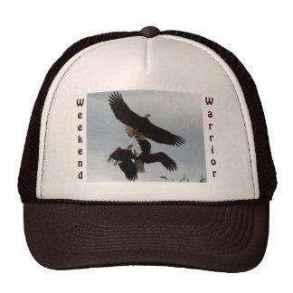 Fighting Bald Eagles Weekend Warrior Hat