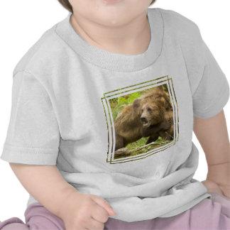 Fighting Bears Baby T-Shirt