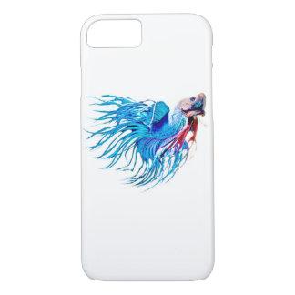 fighting fish iPhone 7 case