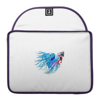 fighting fish sleeves for MacBooks