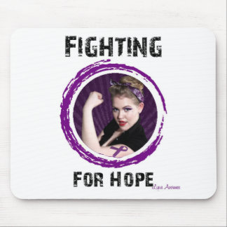 Fighting For Hope- Lupus Mouse Pads