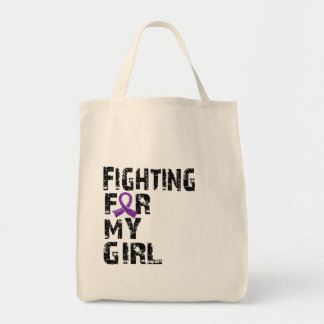 Fighting For My Girl Anorexia 21 Canvas Bag