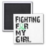 Fighting For My Girl Celiac Disease 21 Fridge Magnets
