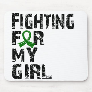 Fighting For My Girl Liver Disease 21 Mousepads