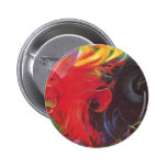Fighting Forms by Franz Marc, Vintage Abstract Pins