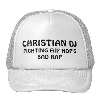 Fighting Hip Hop s bad Rap Hats