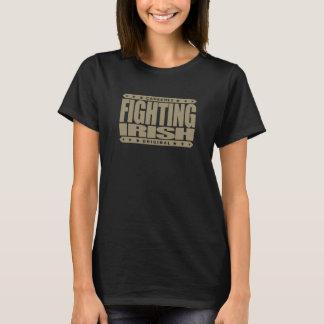 FIGHTING IRISH - Spirit Of Fearless Celtic Warrior T-Shirt
