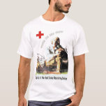 Fighting Men Need Nurses T-Shirt