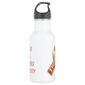 Fighting MS Water Bottle 532 Ml Water Bottle