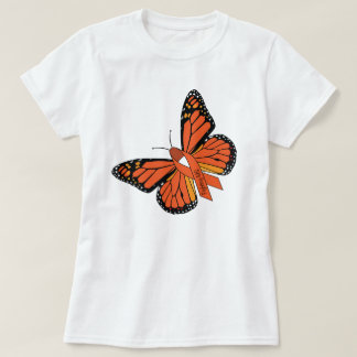 Fighting Multiple Sclerosis MS Butterfly Tee