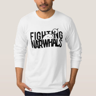 Fighting Narwhals Classic Long Sleeve T-Shirt