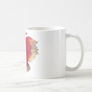 Fighting Paper Fish Coffee Mug