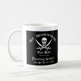 Fighting Scurvy Coffee Mug
