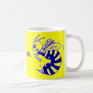 fightinghornet3b1, fighting hornet 3b, Hornets Basic White Mug
